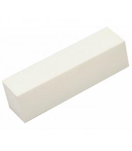 Blok polerski biały 4- stronny kostka matująca