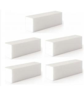 Blok polerski biały - zestaw 5 sztuk