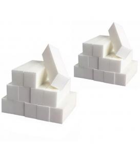 Blok polerski biały - zestaw 25 sztuk