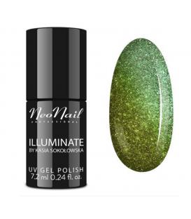 NeoNail Lakier Hybrydowy Illuminate Golden Topaz 6384