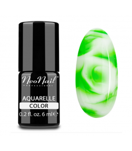 NeoNail Lakier Hybrydowy 6 ml - 5751 Green Aquarelle