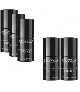 Promocja NeoNail 3+2 wszystkie kolory