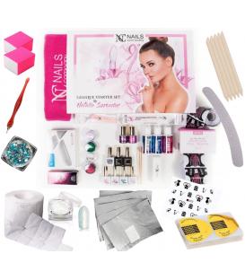 Nails Company Zestaw startowy do hybrydy Natalia Szroeder + 36 GRATISÓW!