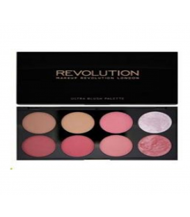 Makeup Revolution SUGAR & SPICE - Paleta róży