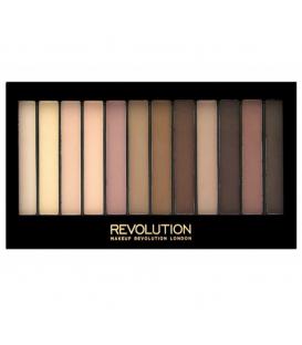 Zestaw cieni Makeup Revolution Essential Mattes 2