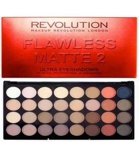 Makeup revolution paleta 32 cieni flawless matte 2