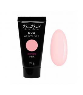 NeoNail Duo AcrylGel Cover Pink 15g Gęsty