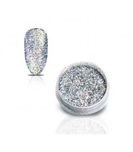 Cudowna nowość Rainbow Dots - efekt srebrnej tęczy