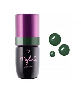 Mylaq Lakier hybrydowy M116 My Green Moss