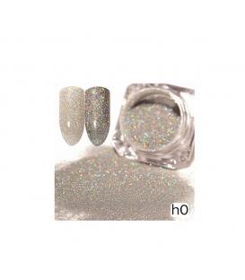 Efekt sparkling dust holo szron 2w1 w słoiczku h0 - amazing line