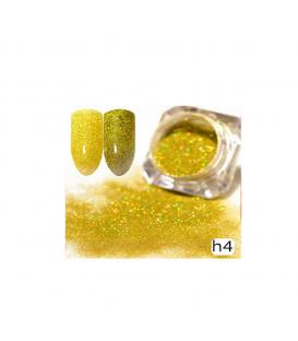 Efekt sparkling dust holo szron 2w1 w słoiczku h4 - amazing line