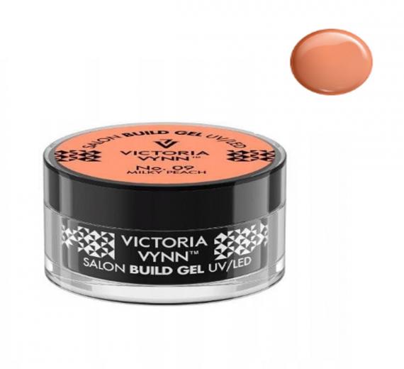 Victoria Vynn Żel budujący No. 09 50ml Milky Peach UV/ LED