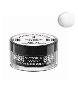 Victoria Vynn Żel budujący No. 12 50ml Cold White French UV/ LED