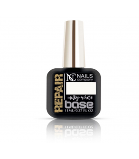 Nails company repair base milky white 11ml baza do przedłużania