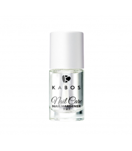 Kabos Nail Care NAIL HARDENER 9IN1 8ml