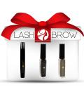 Zestaw Lash Brow Mascara 3D Tusz Rzęsy Brwi w butelce