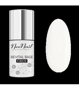Neonail revital base fiber milky could 7649 7,2ml
