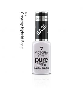 Victoria Vynn Pure Creamy Hybrid Base Kremowa baza hybrydowa