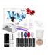 Neonail zestaw do manicure hybrydowego Magic Set