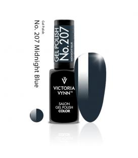 Victoria Vynn gel polish midnight blue 207