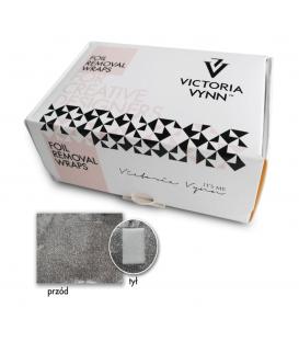 Victoria Vynn folia do usuwania lakieru hybrydowego 50 szt.