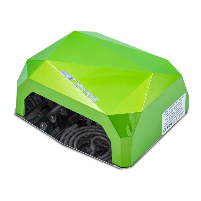 Led lampa ccfl uv 36w diamond sensor hybryda Zieleń