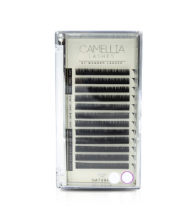 Camellia Lashes natural wonder lashes D 0,07 mix 7-11