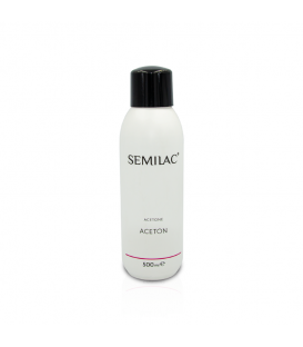 Semilac aceton do usuwania hybryd 500ml