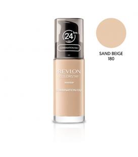REVLON Colorstay Z POMPKĄ Mieszana 180 Sand Beige