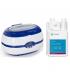 Myjka ultradźwiękowa cyfrowa + płyn do dezynfekcji Alodes N 1L