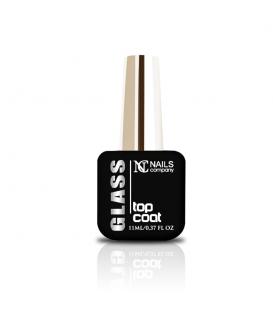 Nails company glass top coat 11 ml