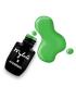 WYPRZEDAŻ MylaQ X Atomówki lakier hybrydowy 5ml Green Power M092