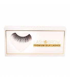 Lash Brow Premium Silk Lashes Fluffy