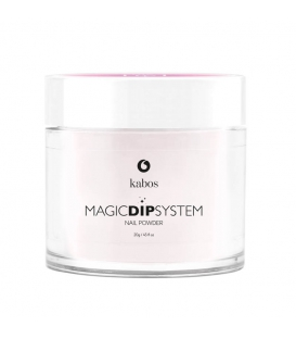Proszek Do Manicure Tytanowego - Kabos Magic Dip System 05 Light Pink French 20g