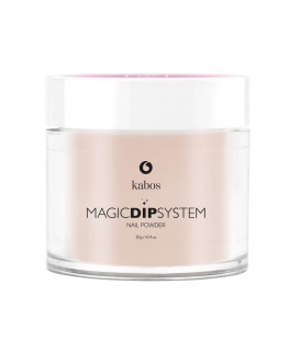 Proszek Do Manicure Tytanowego - Kabos Magic Dip System 10 Natural 20g
