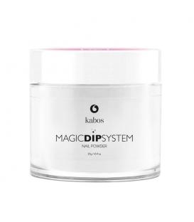 Proszek Do Manicure Tytanowego - Kabos Magic Dip System 01 Clear 20g